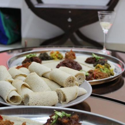 Hungry for Ethiopian cuisine in Abidjan ? | Abidjan Food by Afrofoodie