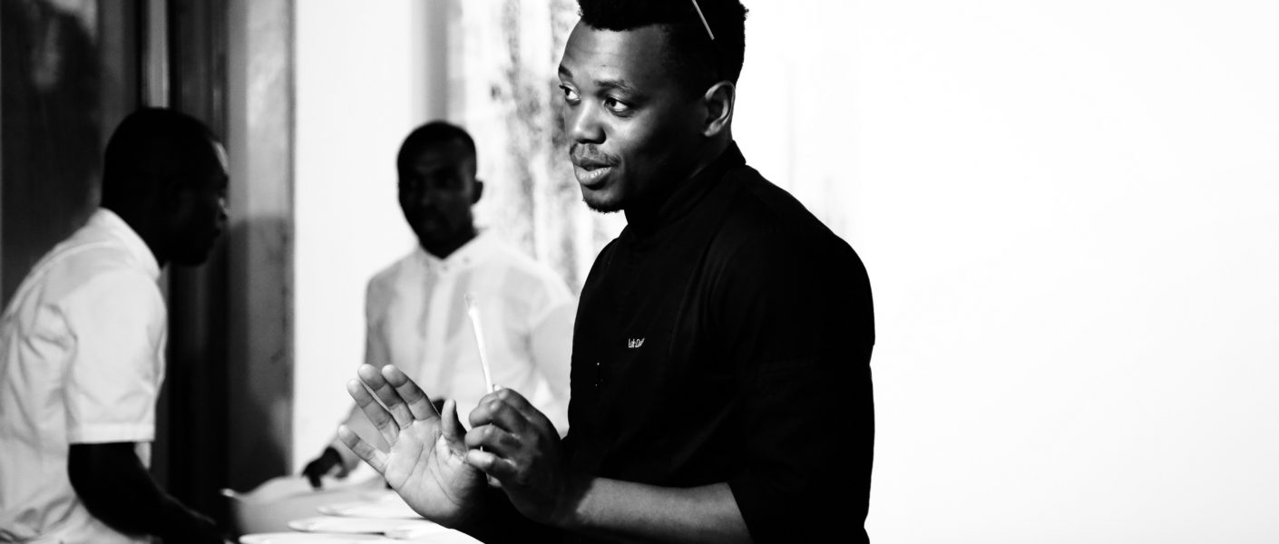 African Food Art Tour in Côte d'Ivoire 🇨🇮 | Loïc Dablé