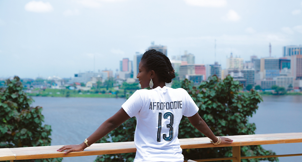 Press Afrofoodie | About Afrofoodie | Afrofoodie's Food Story