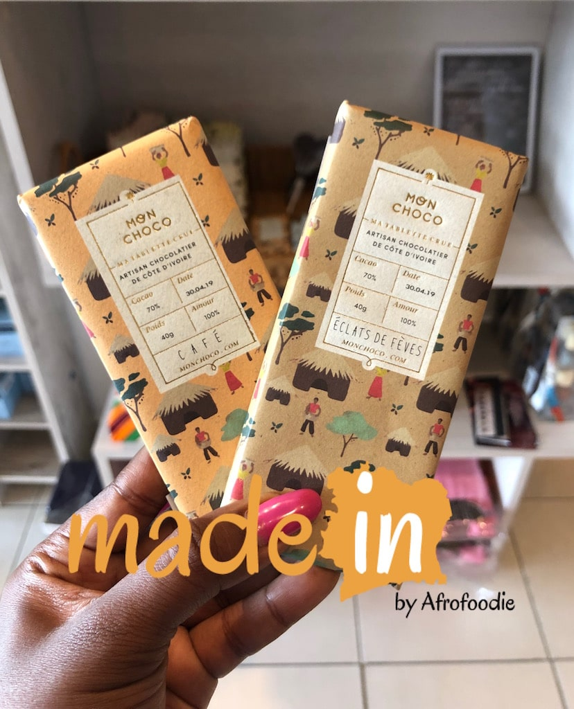 Made in Côte d'Ivoire by Afrofoodie