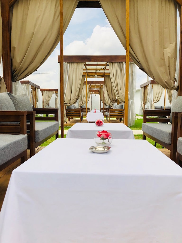 3 new restaurants in Abidjan