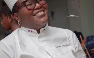 An amazing culinary experience with Grace Emmanuella Houffouet!