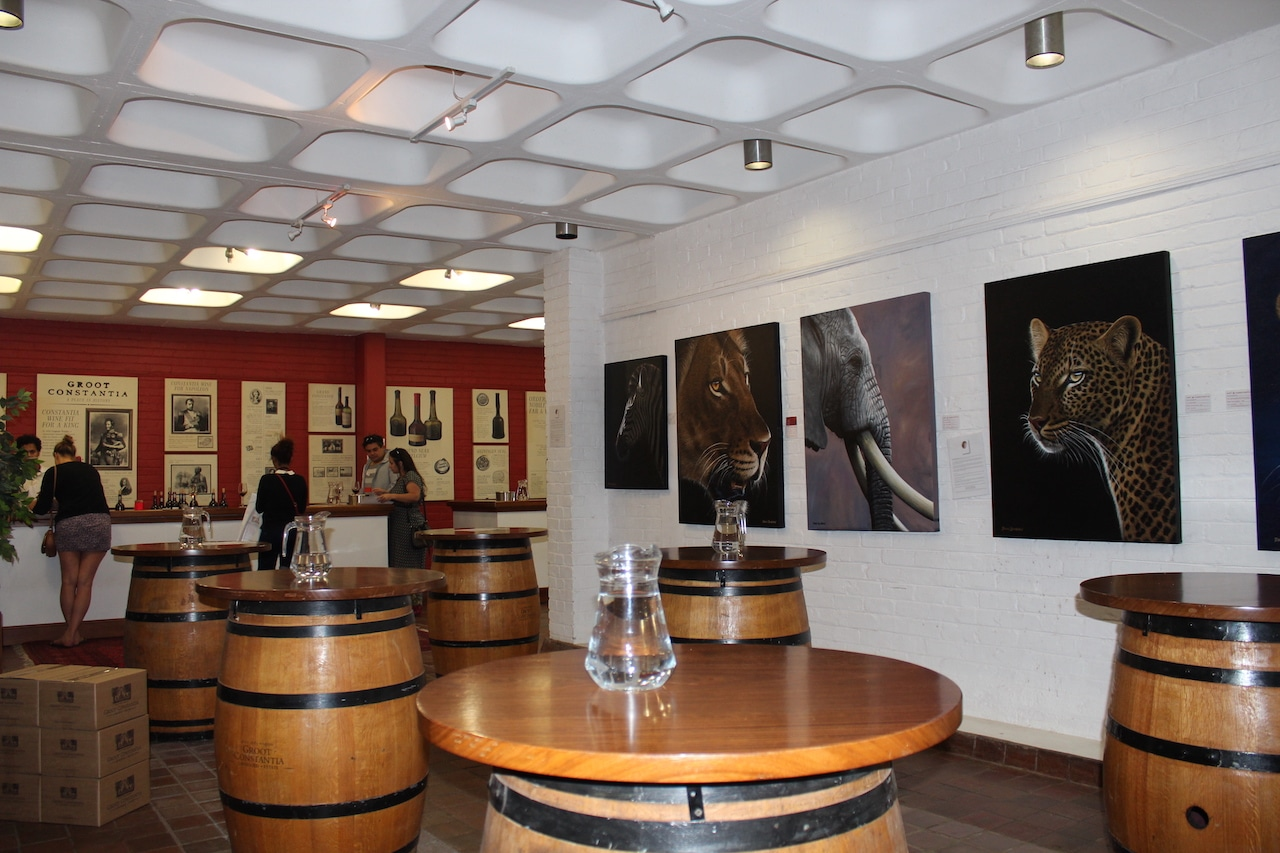 Wine Tasting in Cape Town - South Africa