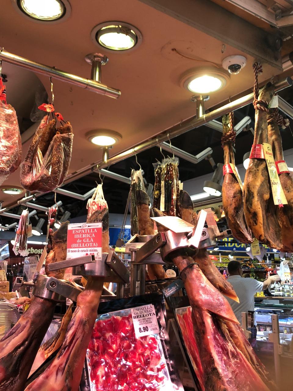 Culinary trip to Barcelona