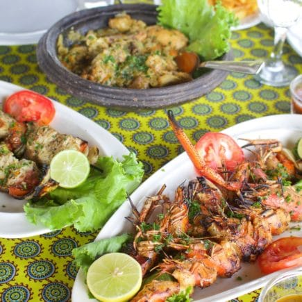 Taste of Côte d'Ivoire   Where to eat in Grand-Bassam ?   For the Love of Ivorian Food !