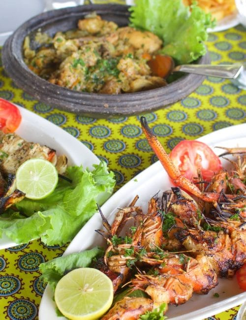 Taste of Côte d'Ivoire | Where to eat in Grand-Bassam ? | For the Love of Ivorian Food !
