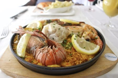 Yes to Eating out again | Favorite restaurants in Abidjan