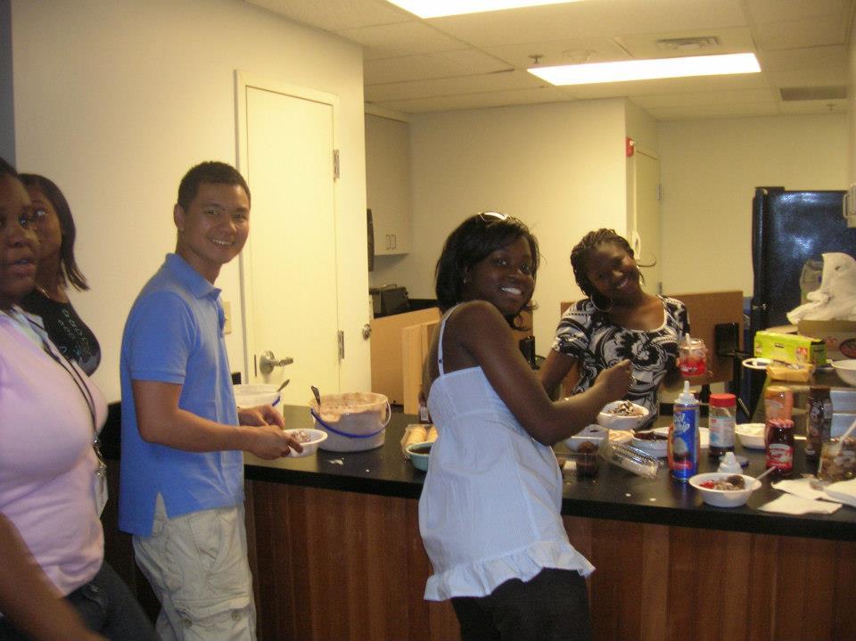 Afrofoodie's Food Story | International House Harrisburg
