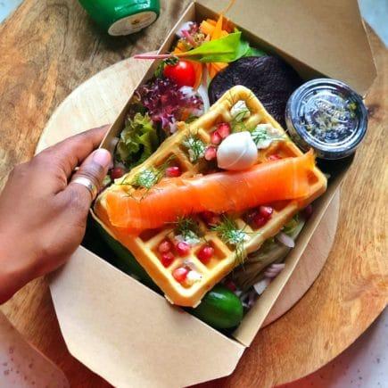 Eating Healthy in Abidjan | Looking for healthy cuisine in the city ?