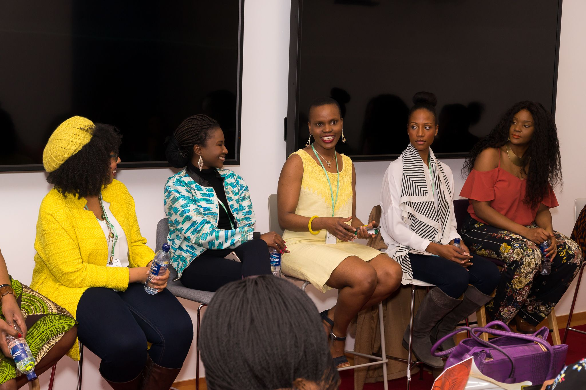 Afrofoodie press | Conversations in Tokunbo's kitchen at Facebook London
